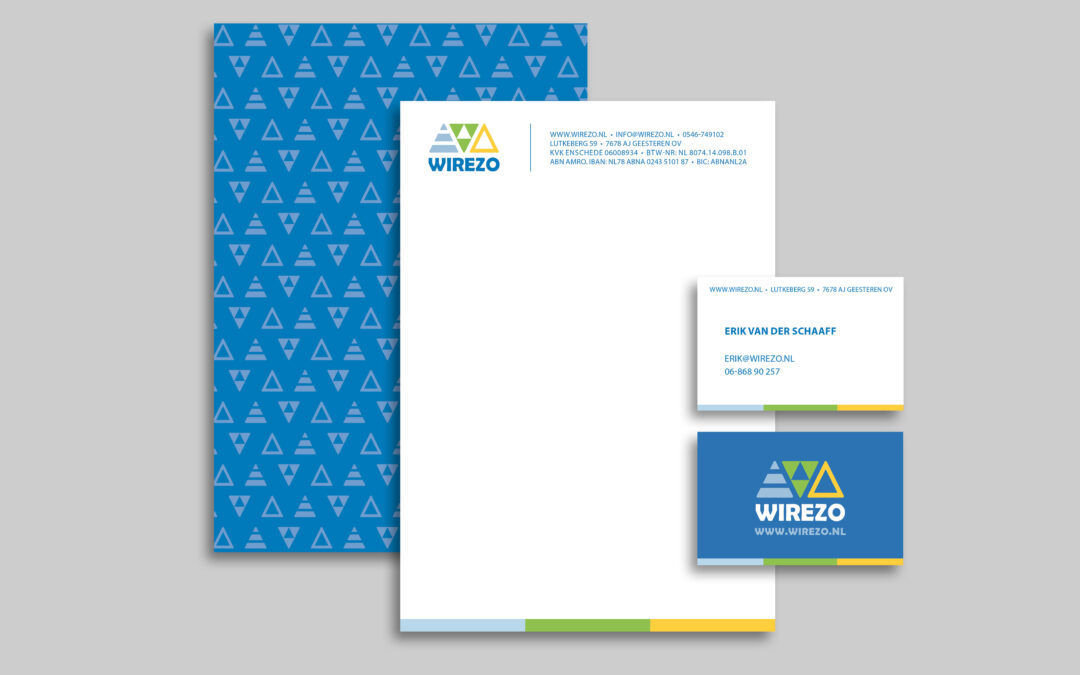 Wirezo, Logo en huisstijl